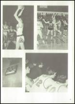1973 Halls High School Yearbook Page 48 & 49