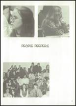 1973 Halls High School Yearbook Page 56 & 57