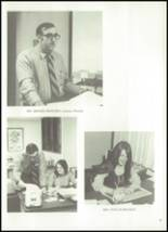 1973 Halls High School Yearbook Page 68 & 69