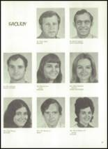 1973 Halls High School Yearbook Page 70 & 71
