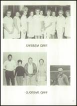 1973 Halls High School Yearbook Page 78 & 79