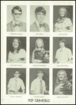 1973 Halls High School Yearbook Page 82 & 83