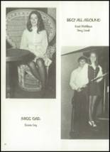 1973 Halls High School Yearbook Page 84 & 85