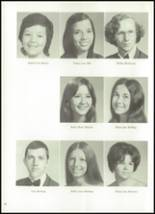 1973 Halls High School Yearbook Page 92 & 93