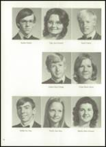 1973 Halls High School Yearbook Page 98 & 99