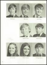 1973 Halls High School Yearbook Page 100 & 101
