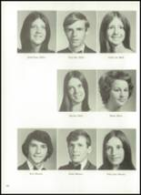 1973 Halls High School Yearbook Page 104 & 105