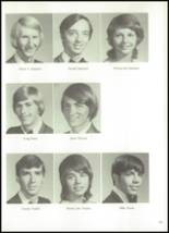 1973 Halls High School Yearbook Page 108 & 109