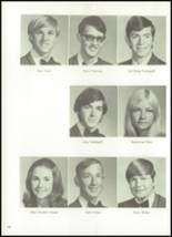 1973 Halls High School Yearbook Page 110 & 111