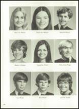 1973 Halls High School Yearbook Page 112 & 113