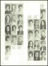 1973 Halls High School Yearbook Page 126 & 127