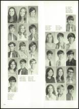 1973 Halls High School Yearbook Page 128 & 129