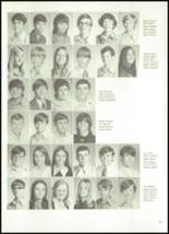 1973 Halls High School Yearbook Page 134 & 135