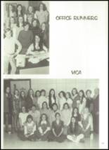 1973 Halls High School Yearbook Page 140 & 141