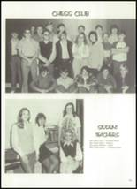 1973 Halls High School Yearbook Page 142 & 143