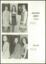 1973 Halls High School Yearbook Page 152 & 153