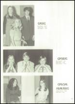 1973 Halls High School Yearbook Page 154 & 155