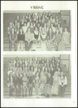 1973 Halls High School Yearbook Page 156 & 157