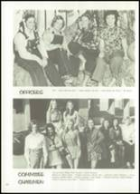 1973 Halls High School Yearbook Page 158 & 159