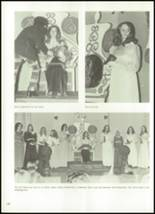 1973 Halls High School Yearbook Page 162 & 163