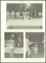 1973 Halls High School Yearbook Page 164 & 165
