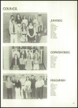 1973 Halls High School Yearbook Page 182 & 183