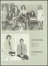 1973 Halls High School Yearbook Page 184 & 185