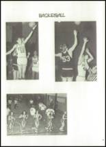 1973 Halls High School Yearbook Page 204 & 205