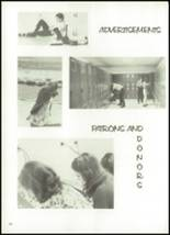 1973 Halls High School Yearbook Page 212 & 213