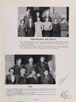1939 McKinley High School Yearbook Page 18 & 19