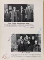 1939 McKinley High School Yearbook Page 20 & 21