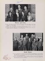 1939 McKinley High School Yearbook Page 22 & 23