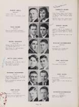 1939 McKinley High School Yearbook Page 30 & 31
