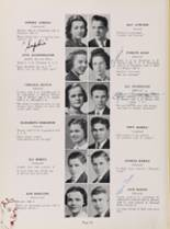 1939 McKinley High School Yearbook Page 32 & 33