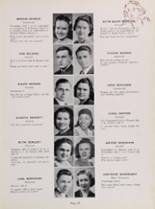 1939 McKinley High School Yearbook Page 34 & 35