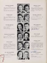 1939 McKinley High School Yearbook Page 36 & 37