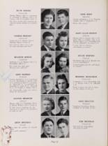 1939 McKinley High School Yearbook Page 38 & 39
