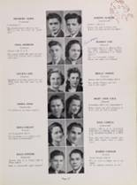 1939 McKinley High School Yearbook Page 42 & 43