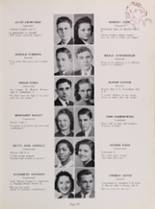 1939 McKinley High School Yearbook Page 44 & 45