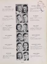 1939 McKinley High School Yearbook Page 52 & 53
