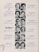 1939 McKinley High School Yearbook Page 56 & 57