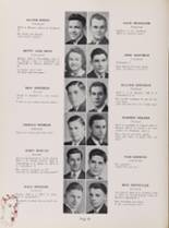 1939 McKinley High School Yearbook Page 62 & 63