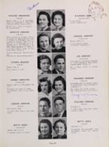 1939 McKinley High School Yearbook Page 64 & 65