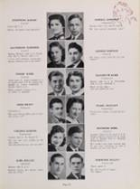 1939 McKinley High School Yearbook Page 66 & 67