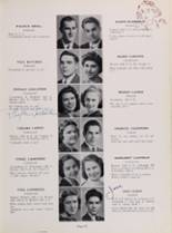 1939 McKinley High School Yearbook Page 70 & 71