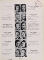 1939 McKinley High School Yearbook Page 72 & 73