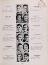1939 McKinley High School Yearbook Page 82 & 83
