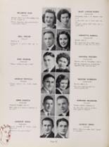 1939 McKinley High School Yearbook Page 84 & 85