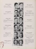 1939 McKinley High School Yearbook Page 86 & 87