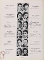 1939 McKinley High School Yearbook Page 92 & 93